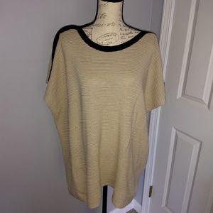 Light weight Talbot's knit sweater/tunic